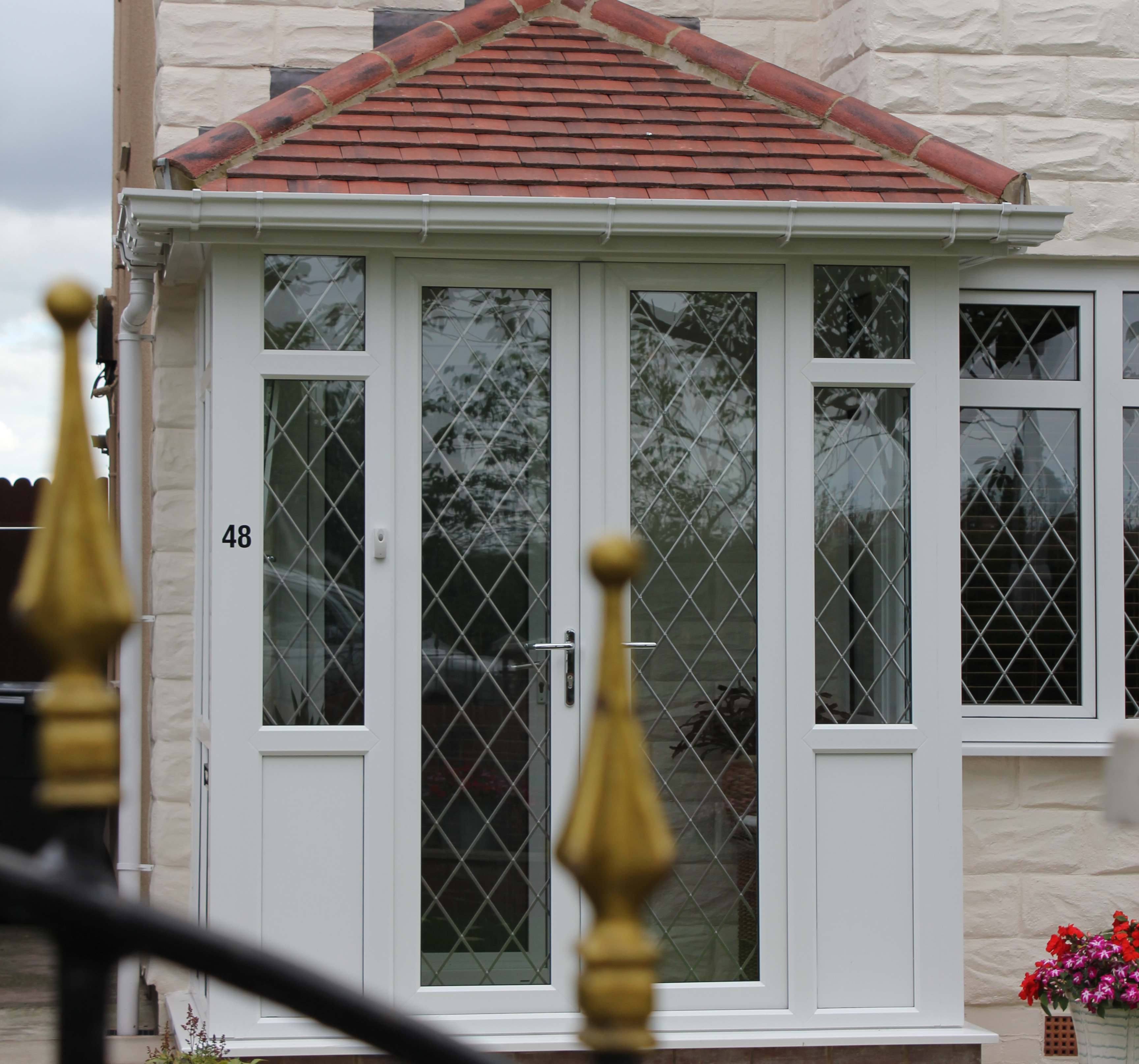 Buy Front Porches Pvcu Porches Porches For Sale Online